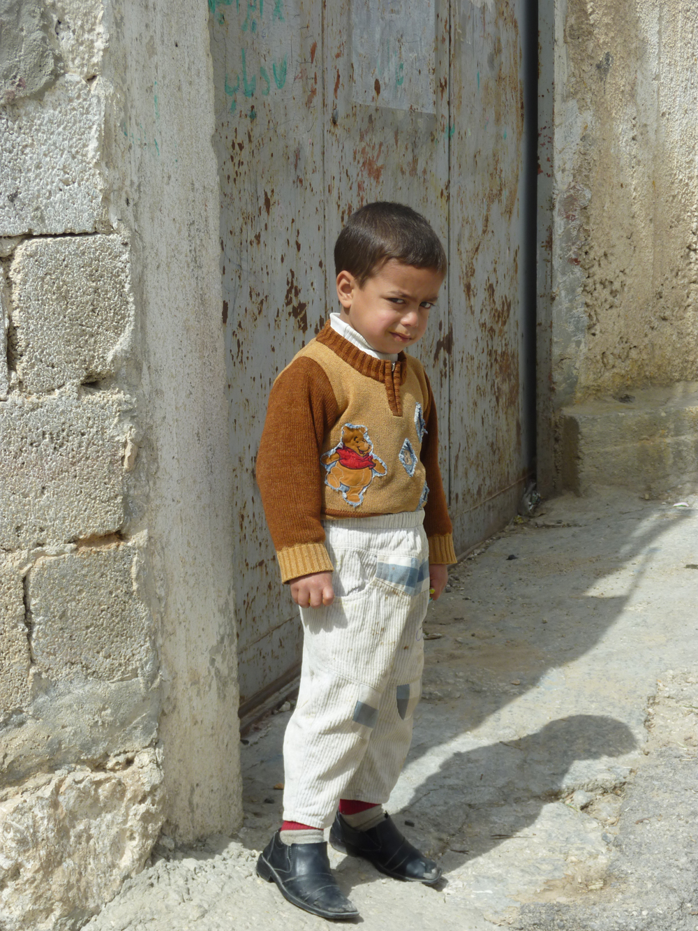 East Jerusalem. Arab Israeli conflict | Olivetreejourney's ...